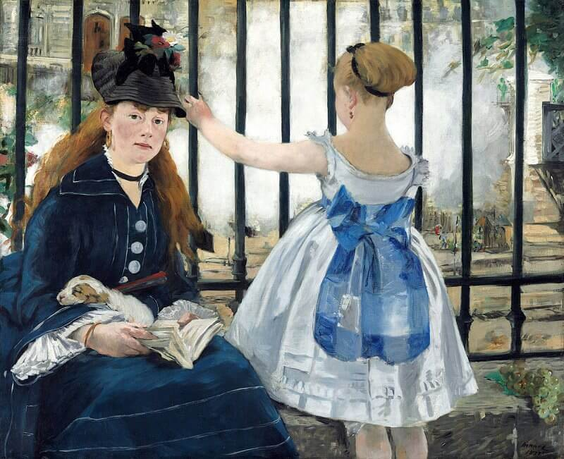 The Railway, 1973 by Edouard Manet